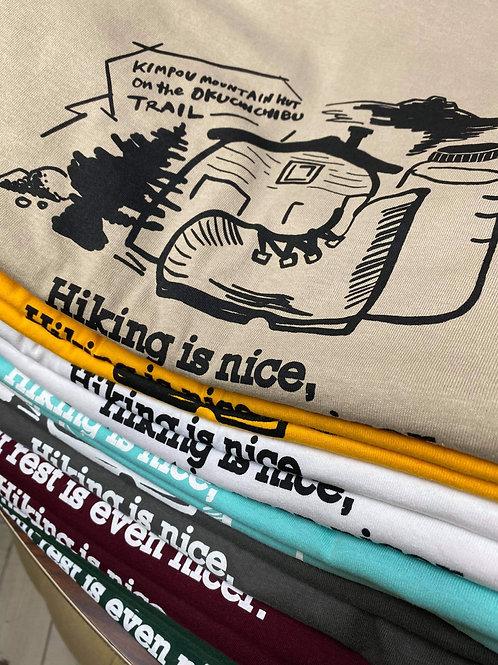 オリジナルデザイン コットン T-shirt