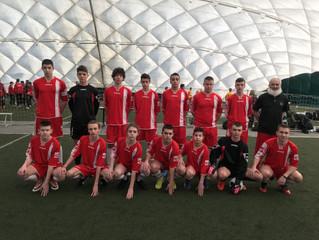 Српски гимназијалци вицешампиони Будимпеште у дворанском фудбал