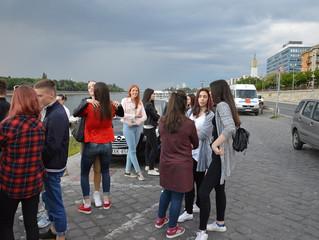 Спортисти Српске гимназије прославили успехе у овој години