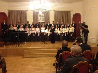 Концерт Вокалног студија Орфелин из Новог Сада