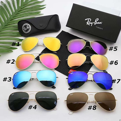 RAYBAN Aviator Sunglasses INCLUDES SHIPPING!