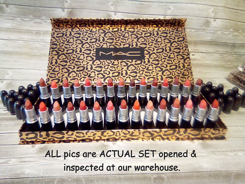 MAC 30 in 1 Lipstick Set INCLUDES SHIPPING!