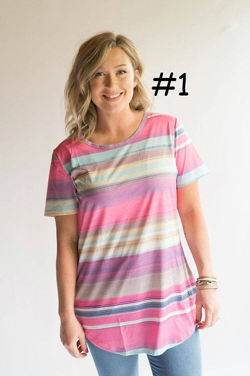 Everything Stripes Top INCLUDES SHIPPING!