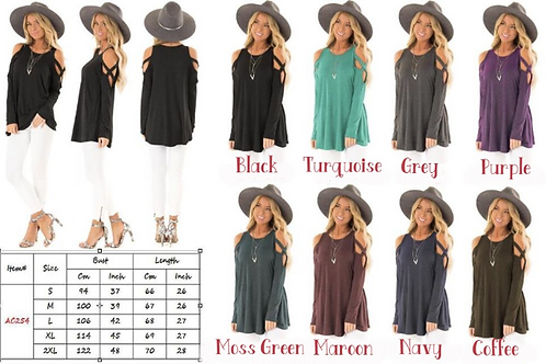 Oh Pretty Woman Tunic INCLUDES SHIPPING!