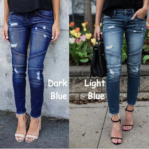 Denim Stretch Jeans INCLUDES SHIPPING!