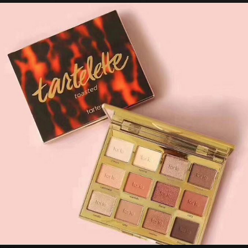 Tarte Tartlette Toasted Eyeshadow Palette INCLUDES SHIPPING!
