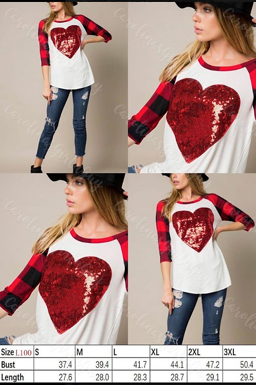 Sparkle My World Raglan INCLUDES SHIPPING!
