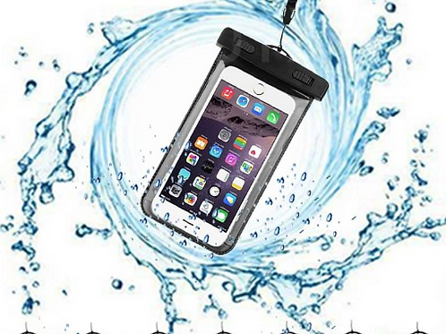 "Waterproof ""TOUCHSCREEN"" Phone Case INCLUDES SHIPPING!"