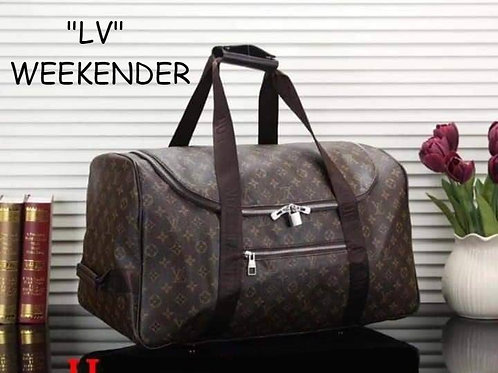 LV Weekender INCLUDES SHIPPING!