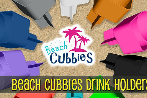 Beach Cubbies INCLUDES SHIPPING!