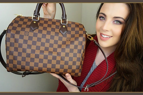 LV Speedy 35 Bandouliere Monogram INCLUDES SHIPPING!