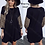 Thumbnail: Back In Black Oversized Dress INCLUDES SHIPPING!