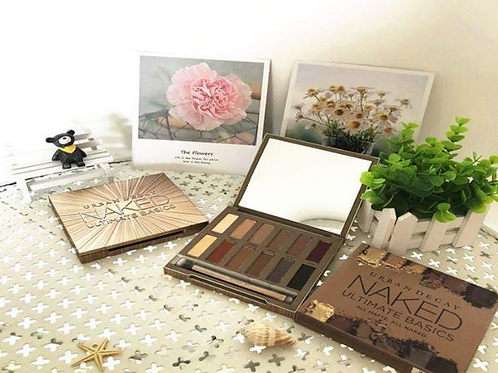 Naked Ultimate Basics Matte Eyeshadow Palette INCLUDES SHIPPING!