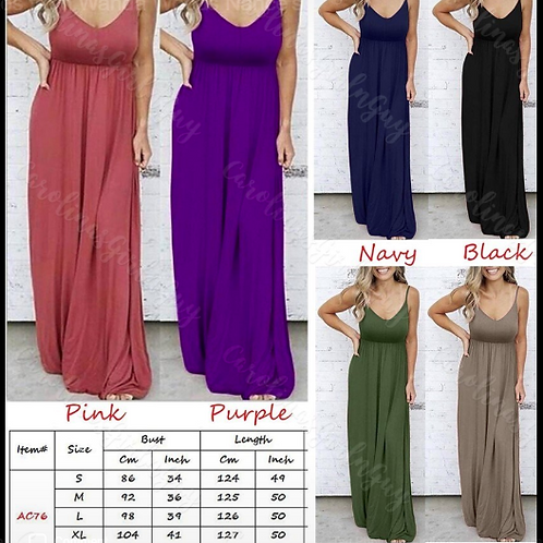 Saturday In The Park Maxi Dress INCLUDES SHIPPING!
