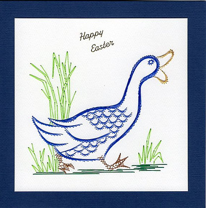 Easter Goose