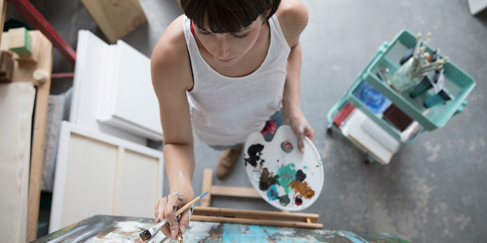 Painting Class for 9-12 yr olds