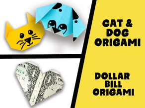 Families Make It! Origami