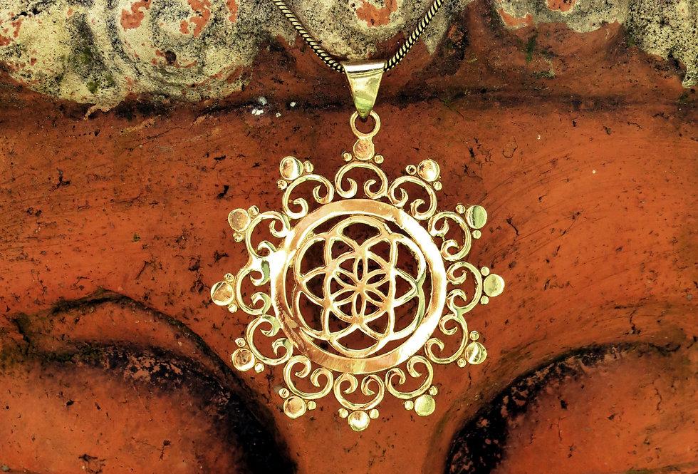 Saraswati  Seed of Life