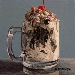 Sundae in Glass Mug