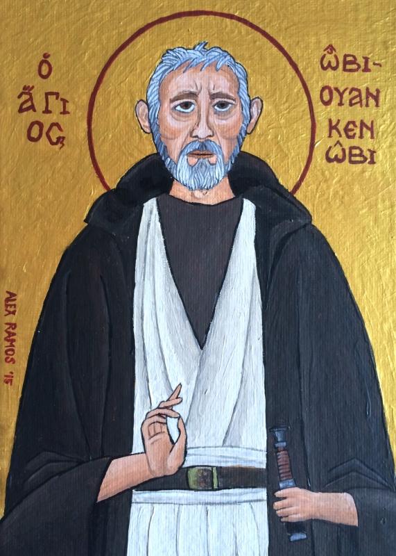 St. Obi-Wan Kenobi