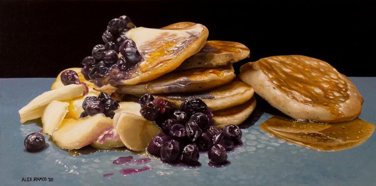 Silver Dollar Pancake Breakfast #2