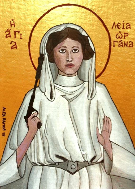 St. Leia Organa