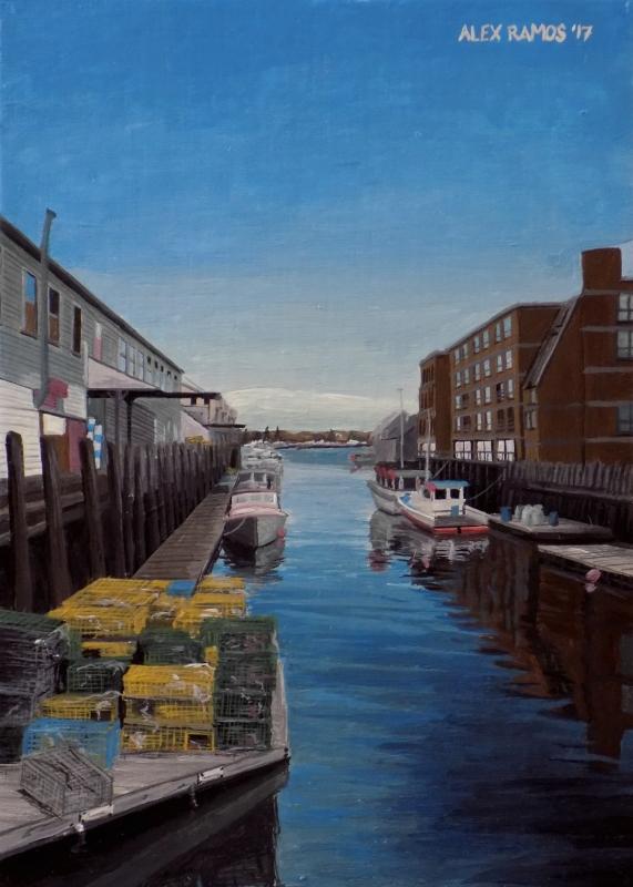 Casco Bay Docks