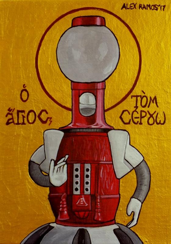 St. Tom Servo