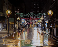 Holiday in Jewelers Row