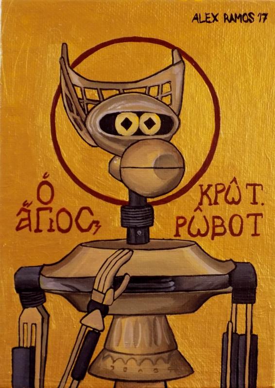 St. Crow T. Robot