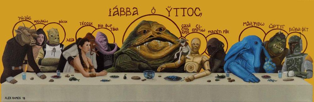 Jabba's Supper #2