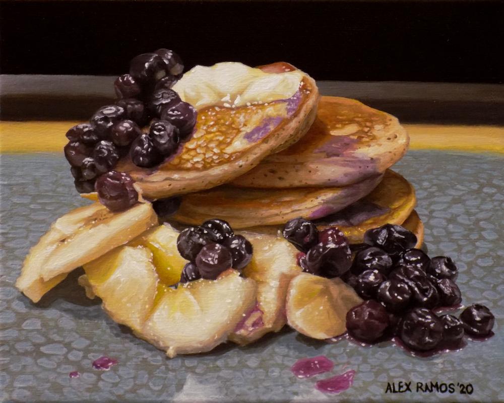 Silver Dollar Pancake Breakfast #1