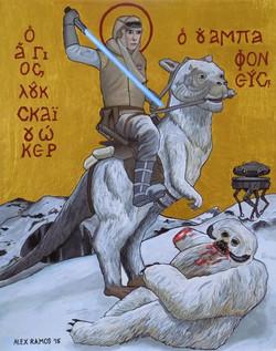 St. Luke, Wampa-slayer