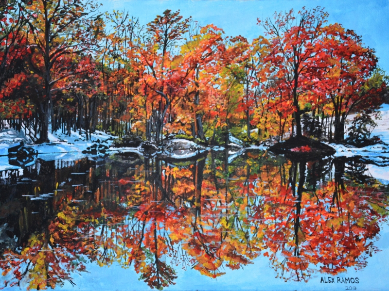Mirror Lake