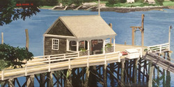 Isle of Springs Boathouse