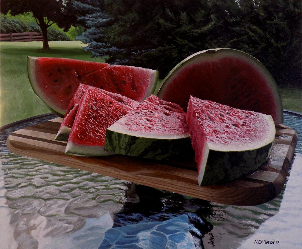Watermelon #1