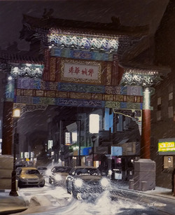 Chinatown Friendship Arch