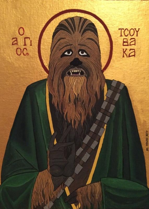 St. Chewbacca (#2)