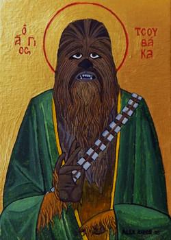 St. Chewbacca (#1)