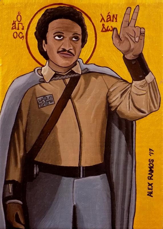 St. Lando Calrissian
