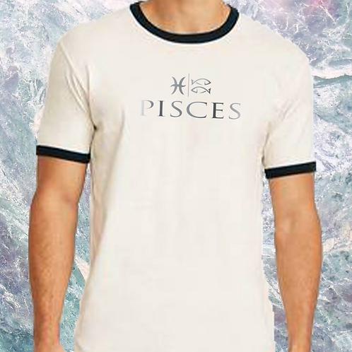 Pisces -- Mens Ringer Short