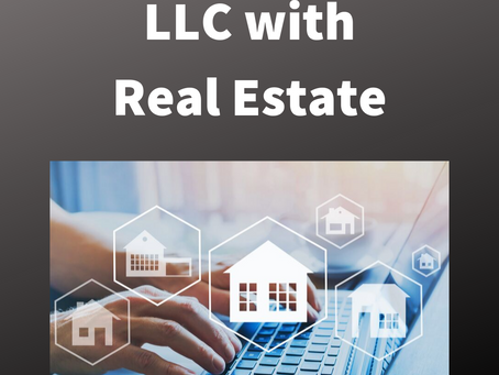 LLC with non US members & US real estate