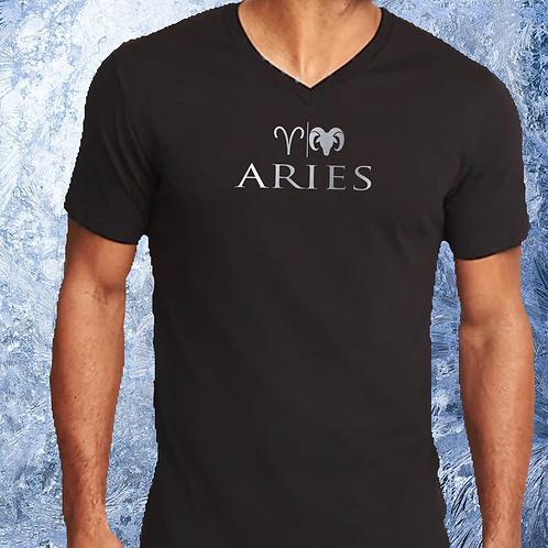Aries -- Men's V-neck