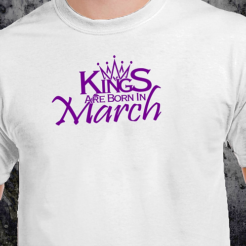 Kings Born-March  -- Men's Short