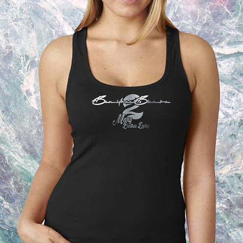 Ladies Ref. -- Two Many -- Racer Back