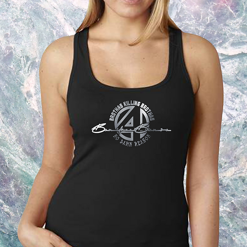 Ladies Ref. -- For No Reason -- Racer Back