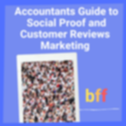 Accountants Guide to  Social Proof and C
