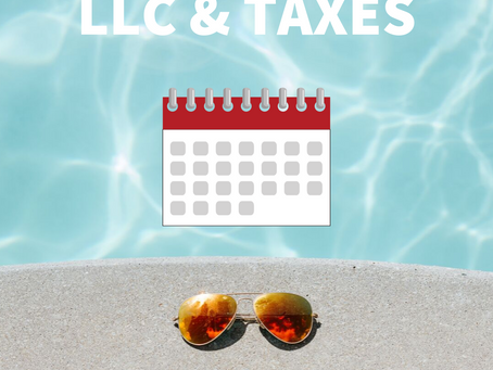 When does LLC must file its income tax return