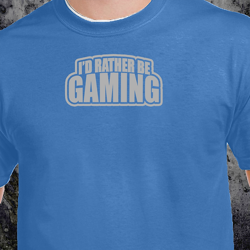 Rather Be Gaming