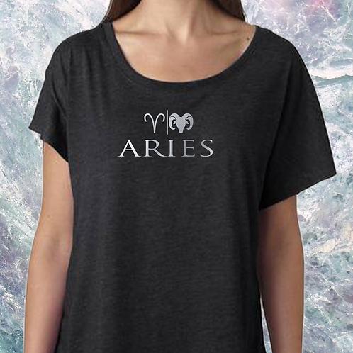 Aries -- Dolman Short Sleeve